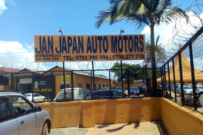 Jan Japan Uganda Jan Japan auto motors